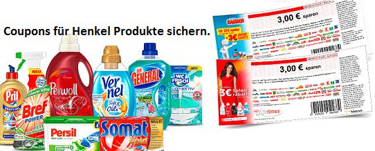 henkel coupons 2019