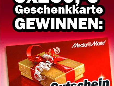 Media Markt Gutschein Gewinnen