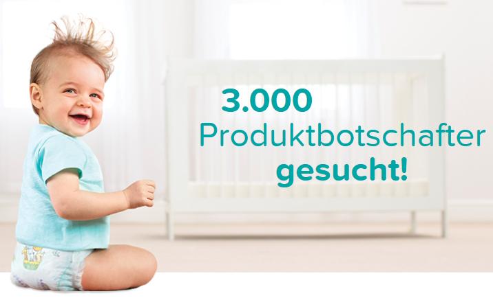 baby produkte testen kostenlos