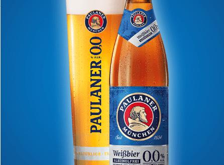 Gratis Bier Proben